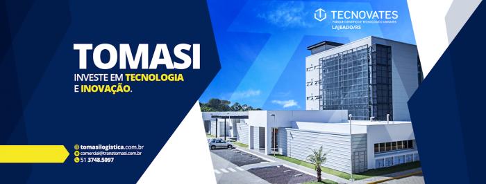 TOMASI INVESTE EM TECNOLOGIA E INOVAÇÃO