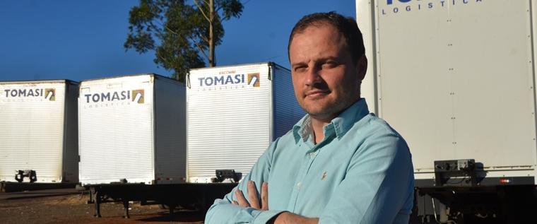 Diego Tomasi, Diretor Comercial