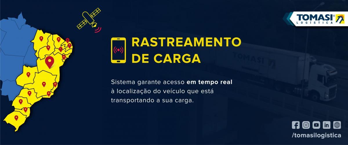 Tomasi Logística garante rastreamento de carga em tempo real aos clientes