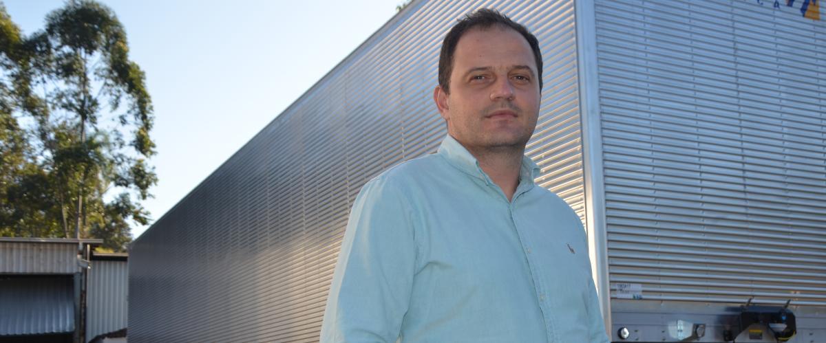 Diego Tomasi assume cargo de diretor na Fetransul