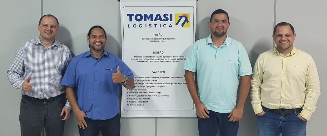 Expedição Rumo aos 10: Diretores visitam a unidade em Itajaí (SC), especializada em cargas lotação