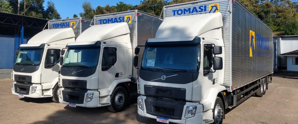 Tomasi Logística realizará seleção presencial de motoristas truck e carreteiros em Canoas