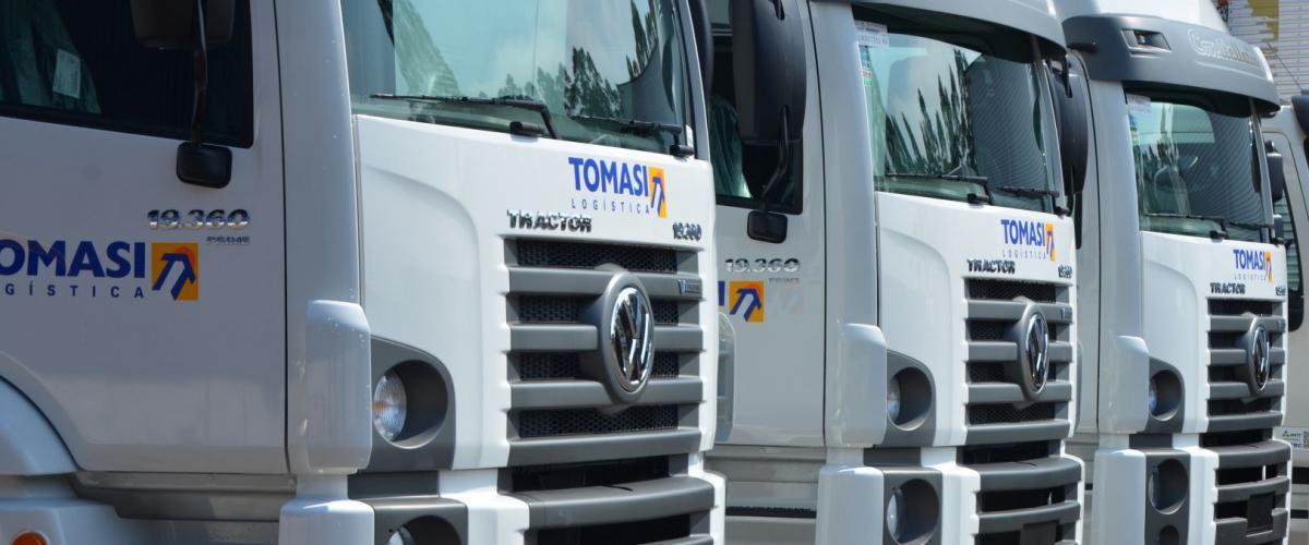 Seja um empreendedor: agregue seu caminhão na Tomasi Rede Logística