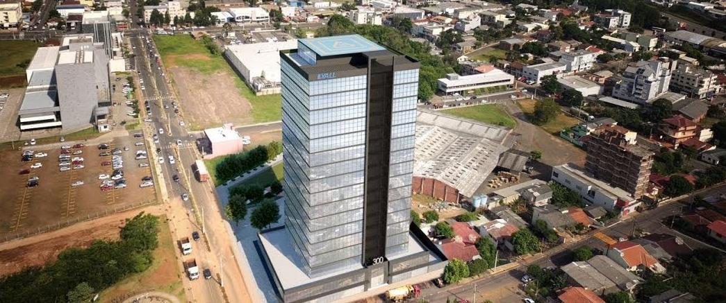 Novo Centro Administrativo da Tomasi Logística gera oportunidades de emprego