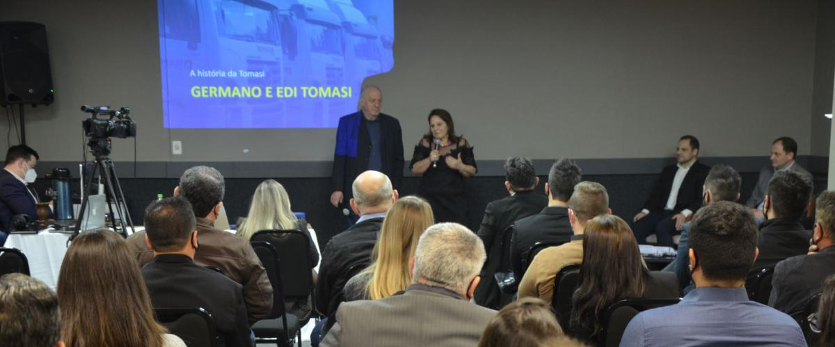 5ª Convenção Anual da Tomasi Logística apresenta inovações e metas para 2021